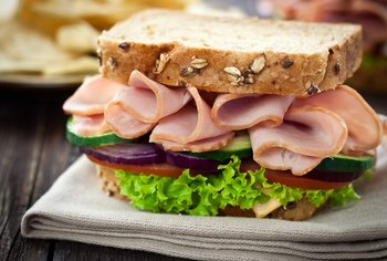 How Much Sodium Is in Ham Luncheon Meat?