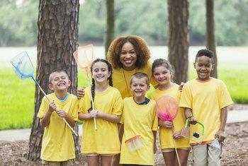 How Much Would You Get Paid as a Camp Counselor in Summer?