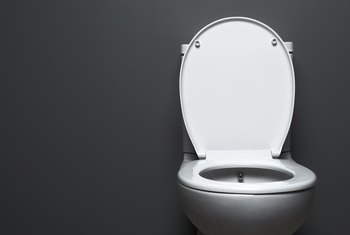 How to Prevent a Black Waterline in the Toilet