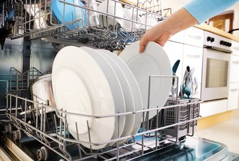 How to Remove Melted Plastic From Dishwasher Heat Coils