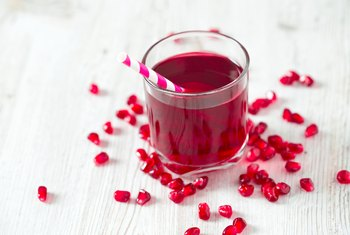 Nutrient Composition of Fresh Pomegranate Juice