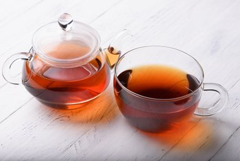 How Black Tea Reduces Iron Supplements