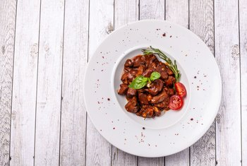 What Are the Benefits of Eating Beef Liver?