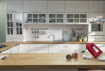 How Restore The Finish On Kitchen Cabinets Without Stripping Them