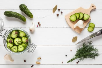 What Are the Benefits of Sweet Gherkin Pickles?