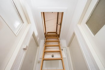 The Minimum Size for an Attic's Access