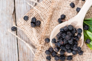 Nutrition Facts of Chokeberries