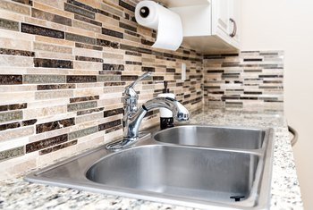 How to Attach an Undermount Sink on a Stone Countertop