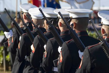 What Is the Beginning Salary for a Marine?