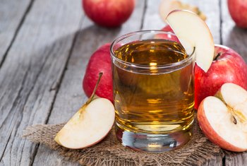 Does Apple Juice Have Lots of Minerals?