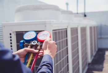 How to Switch an HVAC System From R-22 to a R-410A