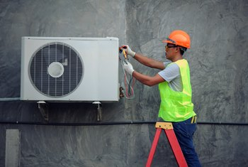 How to Get Rid of the Smell of Mildew From a Central Air Conditioner