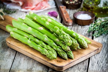 Health Benefits of Asparagus Puree