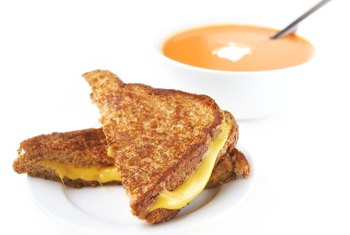Grilled Cheese on a Low-Residue Diet