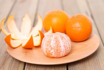 Health Benefits of Tangerines