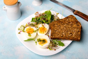 Quantities of Eggs Allowed on the hCG Diet
