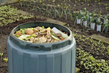 How to Put Moldy Food in Compost