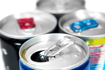 The Disadvantages of Drinking Energy Drinks