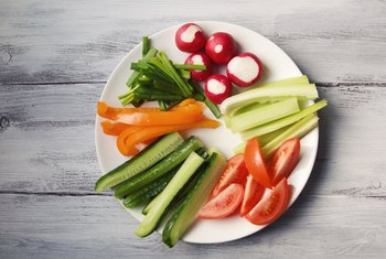 Gas Pains From Eating Raw Vegetables