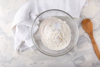 High-Gluten Flour vs. All-Purpose Flour
