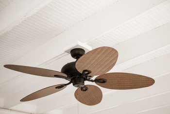 How to Uninstall a Ceiling Fan