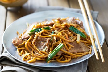 Can Diabetics Eat Lo Mein?