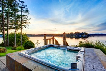 How to Decalcify a Hot Tub