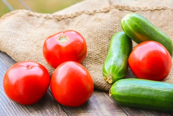 How to Protect Your Tomatoes & Cucumbers From Insects