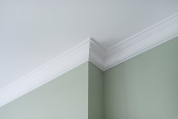 How to Remove a Painted Stomp Textured Ceiling