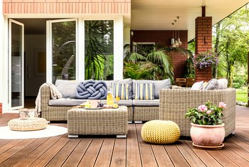 The Best Way to Clean Outdoor Cushions