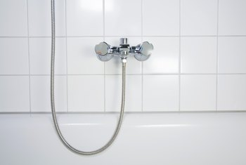 How to Fix a Ball Shower Faucet That Won't Turn Off