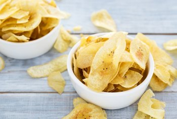 What Are the Health Benefits of Eating Plantain Chips Over Potato?