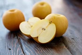 What Are the Benefits of Asian Pears?
