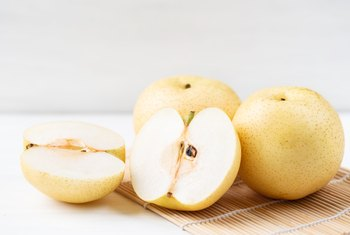 The Nutritional Properties of Apple Pears