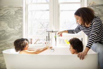 How to Troubleshoot No Hot Water Pressure in a Bathtub