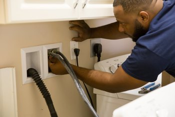 Do Clothes Washing Machines Need Special Electrical Hookups?
