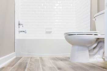 What Is the Standard Plumbing Hole for a Toilet?
