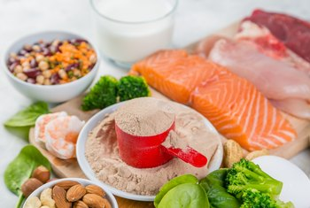 The Recommended Daily Protein for Men Vs. Women