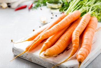 What Kind of Carbohydrate Is a Carrot?
