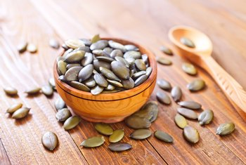 Benefits of Raw Pumpkin Seeds