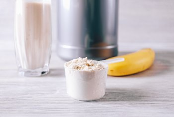 Can You Mix a Pre-Workout With Whey Protein?