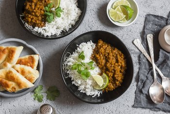 What Are the Health Benefits of Lentils With Whole Grain Rice?