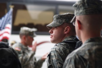 E-4 to E-5 Promotion Requirements for the Army National Guard