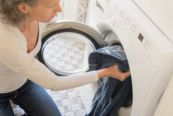 Burning Smell in a Tumble Dryer