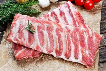 What Nutrients Are Found in Pork Ribs?