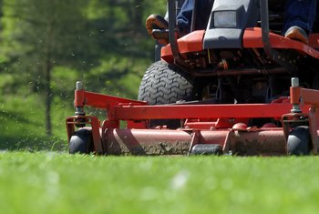 Are Lawn Mower Oil & Auto Oil the Same?