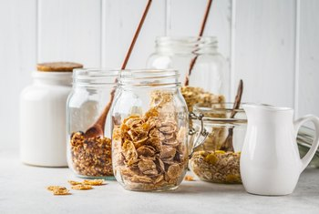 Milk and Granola for Health