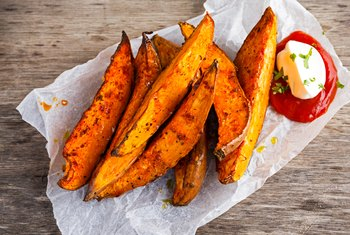 Health Benefits of Sweet Potato French Fries