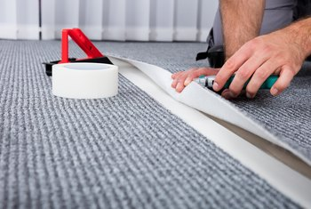 The Best Ways to Shorten a Door After Laying Carpet