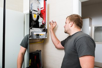 How to Adjust the Temp on a Rheem Water Heater